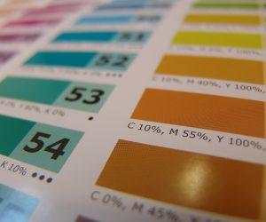 Qu'est ce qu'une couleur RAL ?